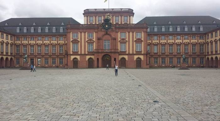 Adventures in Mannheim